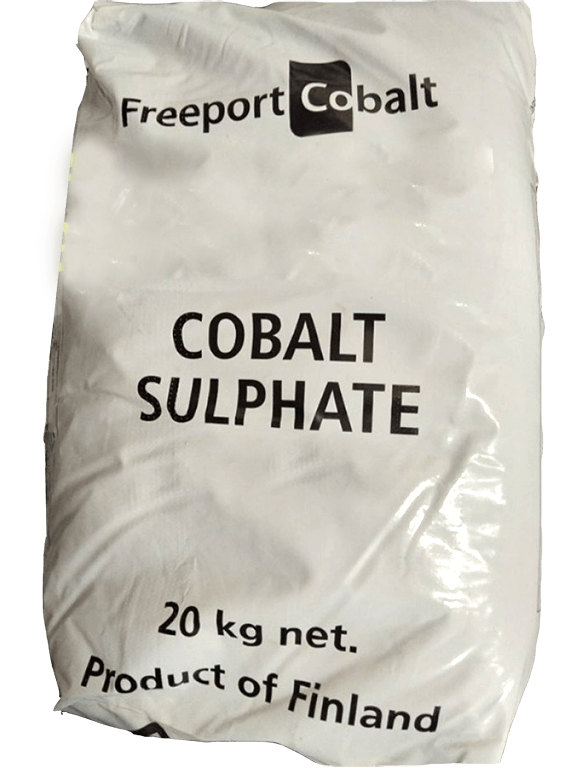 Cobalt sulphate heptahydrate CoSO4.7H2O