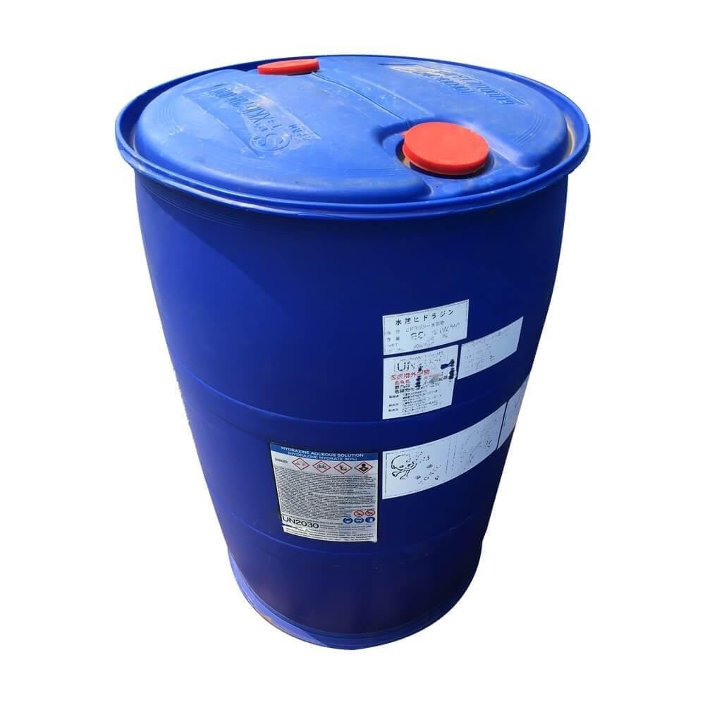 Hóa chất nhiệt điện Hydrazine hydrate N2H4.H2O