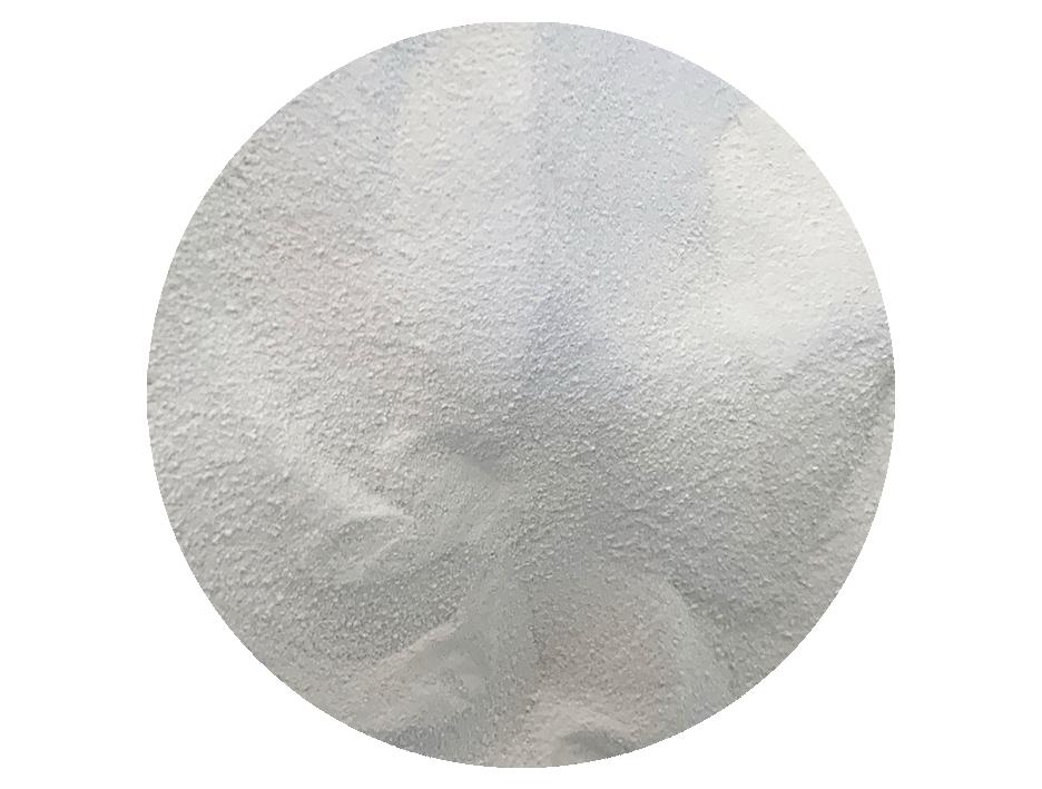 SBS có ngoại quan dạng bột màu trắng