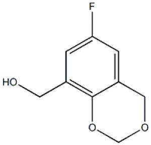 (6-Fluoro-4H-1,3-benzodioxin-8-yl)methylamine hydrochloride, 97% 1g Maybridge