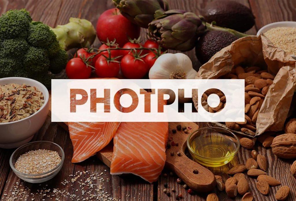 Photpho có trong thực phẩm nào?