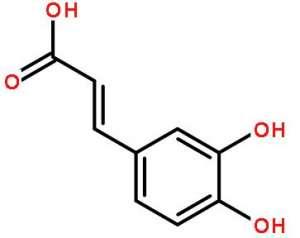 Caffeic acid 20mg ChemFaces