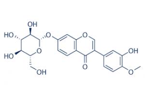 Calycosin-7-O-beta-D-glucoside 20mg ChemFaces
