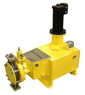 CENTRAC™ Series Metering Pumps