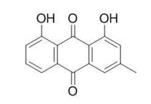 Chrysophanol 20mg ChemFaces
