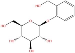 D-(-)-Salicin 20mg ChemFaces