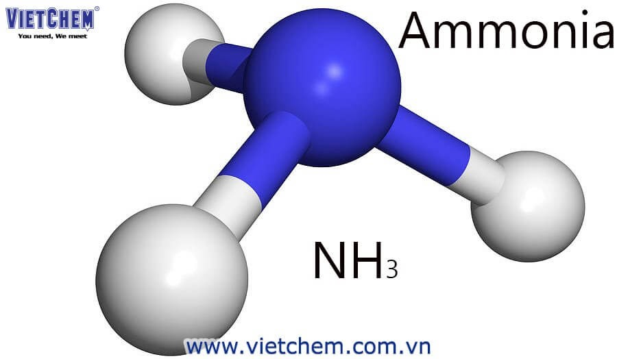 Khí Amoniac NH3