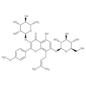 Icariin 20mg ChemFaces