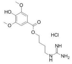 Leonurine hydrochloride 20mg ChemFaces