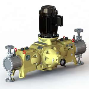 PRIMEROYAL® Series Metering Pumps PX Flat Twin (PX FT)