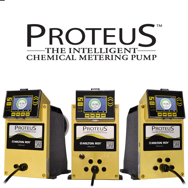 PROTEUS™ Series Metering Pumps
