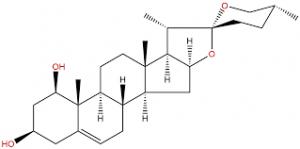 Ruscogenin 20mg ChemFaces