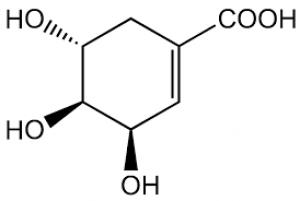Shikimic acid 20mg ChemFaces