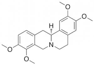 Tetrahydropalmatine 20mg ChemFaces
