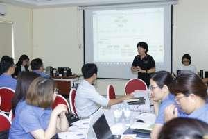 VietChem tổ chức buổi đào tạo xây dựng mô tả công việc và khung năng lực cho CBQL