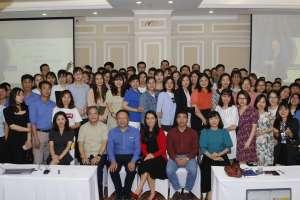 Ấn tượng chương trình đào tạo do VietChem tổ chức