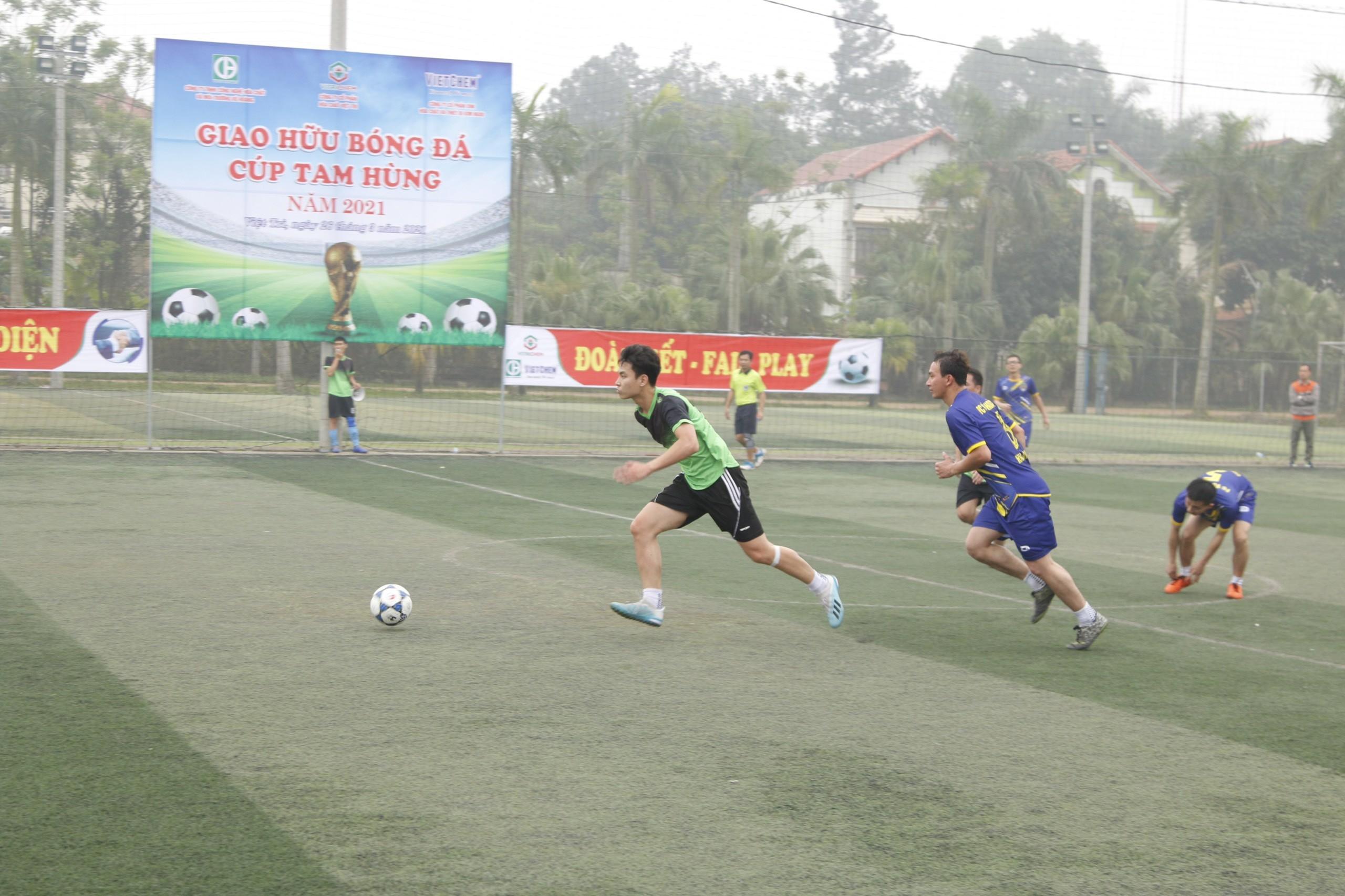 Giải bóng đá Tam Hùng 2