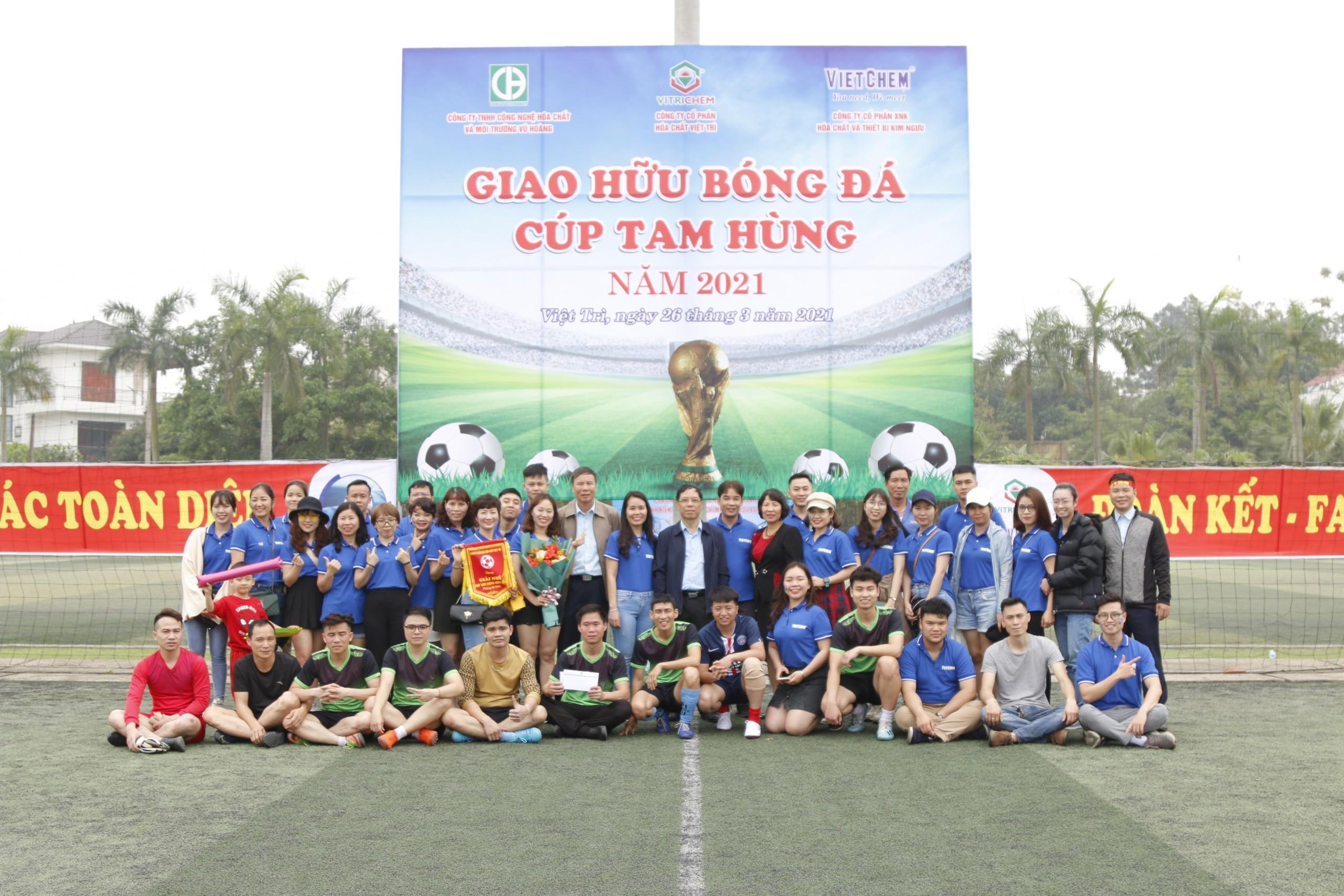 Giải bóng đá Tam Hùng 9
