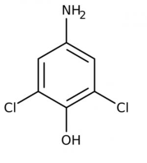 4-Amino-2,6-dichlorophenol, 98% 5g Across