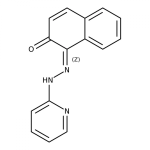 1-(2-Pyridylazo)-2-naphthol, 98%, pure, indicator grade 5g Acros