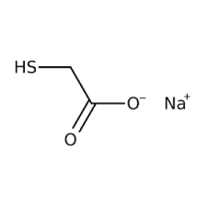 Mercaptoacetic acid, sodium salt, 98% 50g Acros