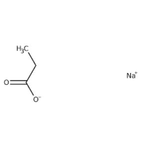 Propionic acid, sodium salt, 99.0-100.5% 1kg Acros