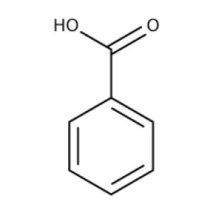 Benzoic acid, 99%, extra pure 1kg Acros