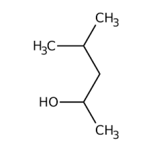 4-Methyl-2-pentanol, 99+% 10l Acros