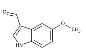 5-Methoxyindole-3-carboxaldehyde, 99+% 1g Acros