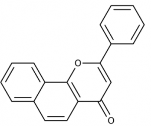 alpha-Naphthoflavone, 97% 5g Acros