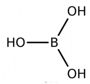Boric acid, for electrophoresis 1kg Fisher