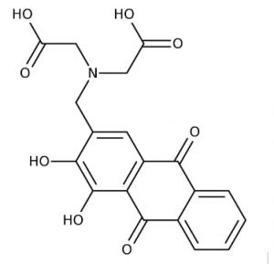 3-AminomethylAlizarin-N,N-Diacetic Acid, Pure, Indicator Grade 1g Fisher