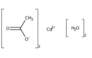 Cadmium acetate, 98+%, extra pure, SLR 500g Fisher