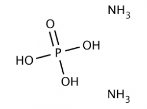 Di-Ammonium Hydrogen Orthophosphate, Extra Pure, SLR 1kg Fisher