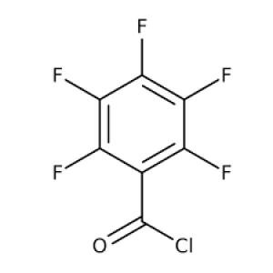 Pentafluorobenzoyl chloride, 98% 5g Acros