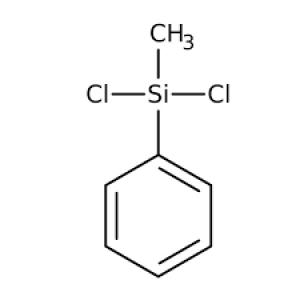 Dichloromethylphenylsilane, 98% 100ml Acros