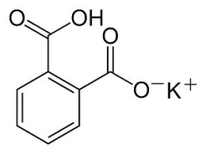Potassium hydrogen phthalate, GR 500g Trung Quốc