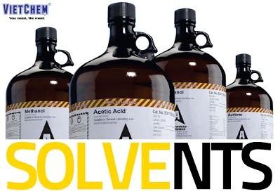 Những tính chất nổi bật của hóa chất Solvent