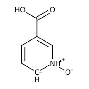Nicotinic acid N-oxide, 99% 5g Acros