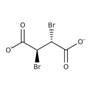 meso-2,3-Dibromosuccinic acid, 98% 2.5kg Acros