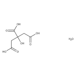 Citric acid monohydrate, 99.8+%, for analysis, AR, meets the specification of Ph. Eur. 2.5kg Fisher