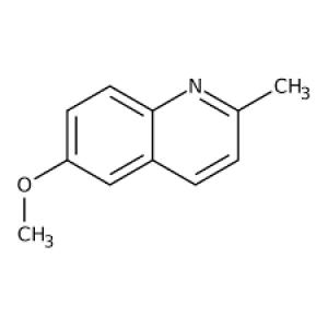 6-Methoxyquinaldine, 97% 1g Acros