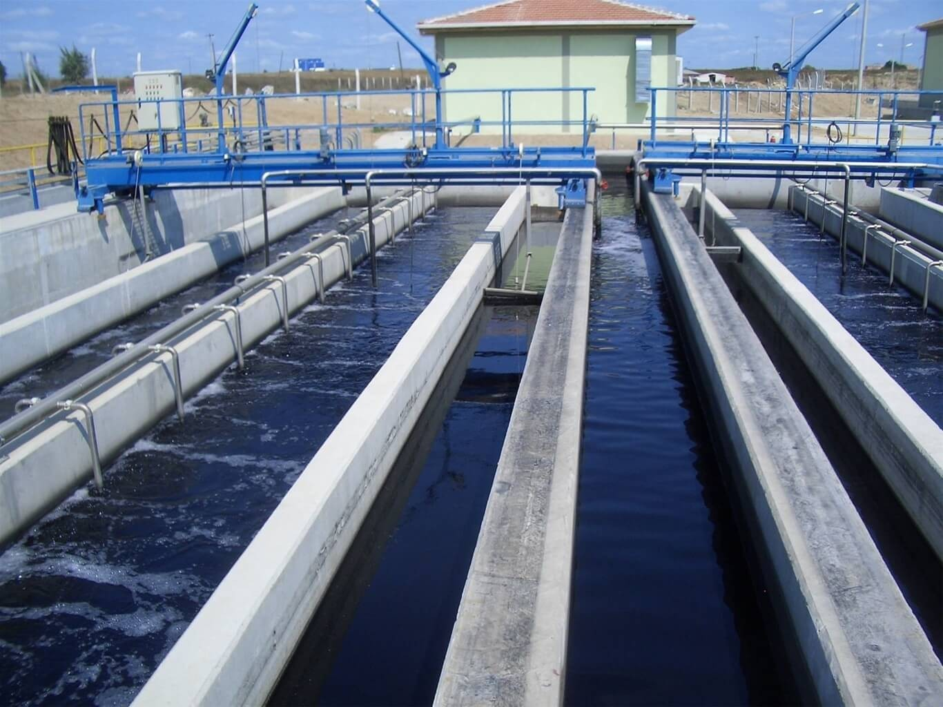 Kali clorua dùng trong xử lý nước