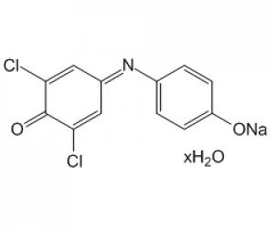 2,6-Dichloroindophenol, sodium salt hydrate, 98+% 100g Acros