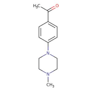 4-(4-Methylpiperazino)acetophenone, 98% 250mgAcros