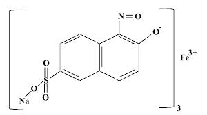 Naphthol Green B 25g Acros
