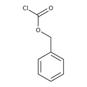Benzyl chloroformate, 97 wt%, stabilized 5g Acros