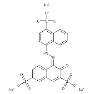 SDS Amaranth, 85% 25g Acros