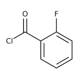 2-Fluorobenzoyl chloride, 97% 25ml Acros