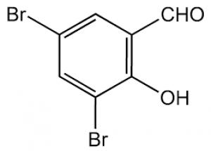 3,5-Dibromosalicylaldehyde, 98% 1g Acros